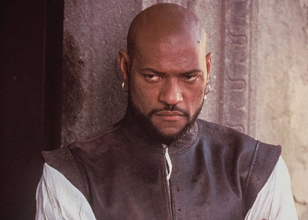 why is othello black understanding why shakespeare made his hero  lawrence fishburne plays othello dec 1995