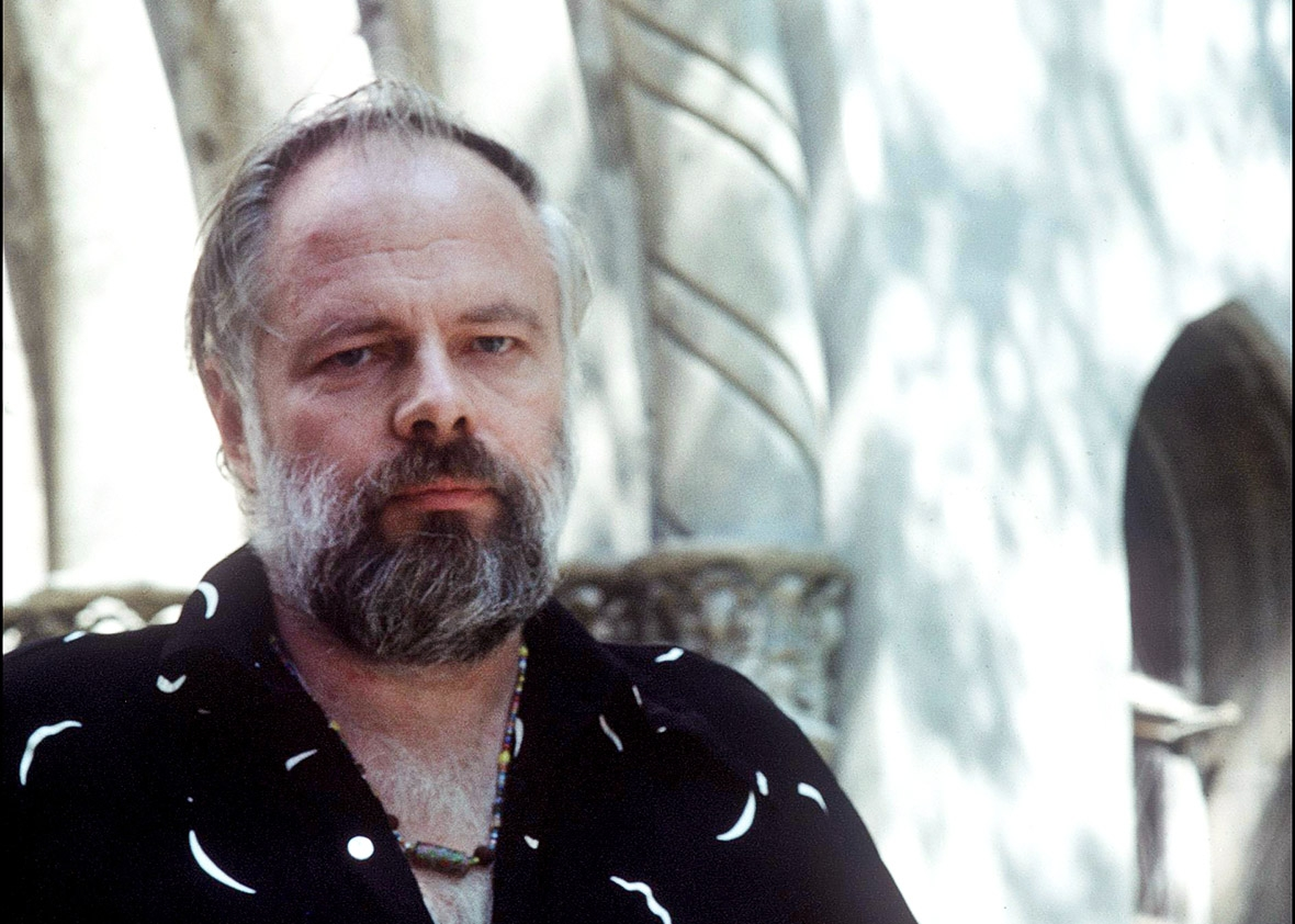 Philip K. Dick, December 1982.
