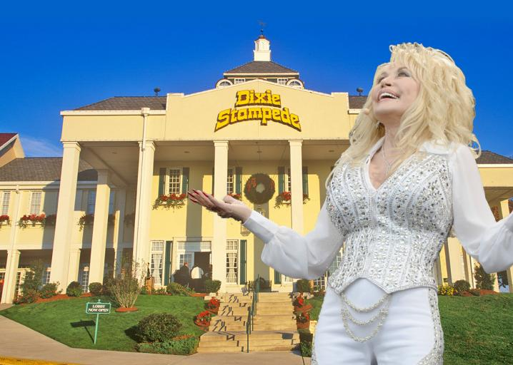 Visiting Dolly Parton S Dinner Show Dixie Stampede