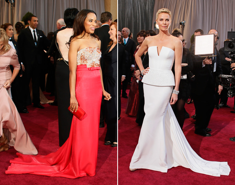 Oscar dresses 2013: Nicole Kidman, Naomi Watts, and more in a ...