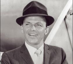 Legendary US singer Frank Sinatra in undated picture.