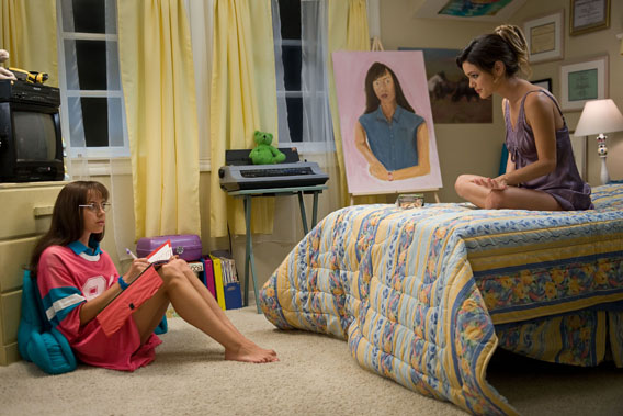 "Still of Rachel Bilson and Aubrey Plaza in ""The To Do List""."