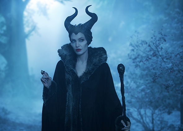 Maleficent Starring Angelina Jolie Reviewed