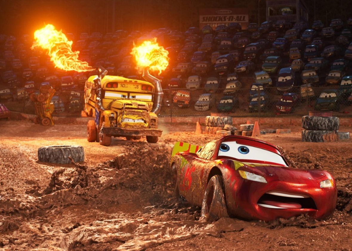 cars 3 the new movie from pixar reviewed