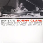 Sonny Clark's Sonny's Crib/Music Matters Jazz 45rpm Blue Note reissues.