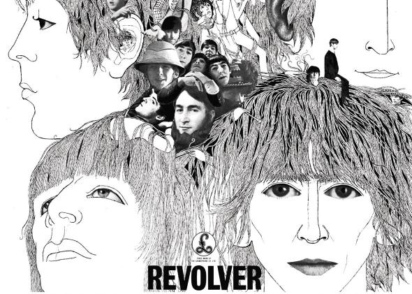 Fifty years ago this month, the Beatles' Revolver was on the top of the Billboard album chart.