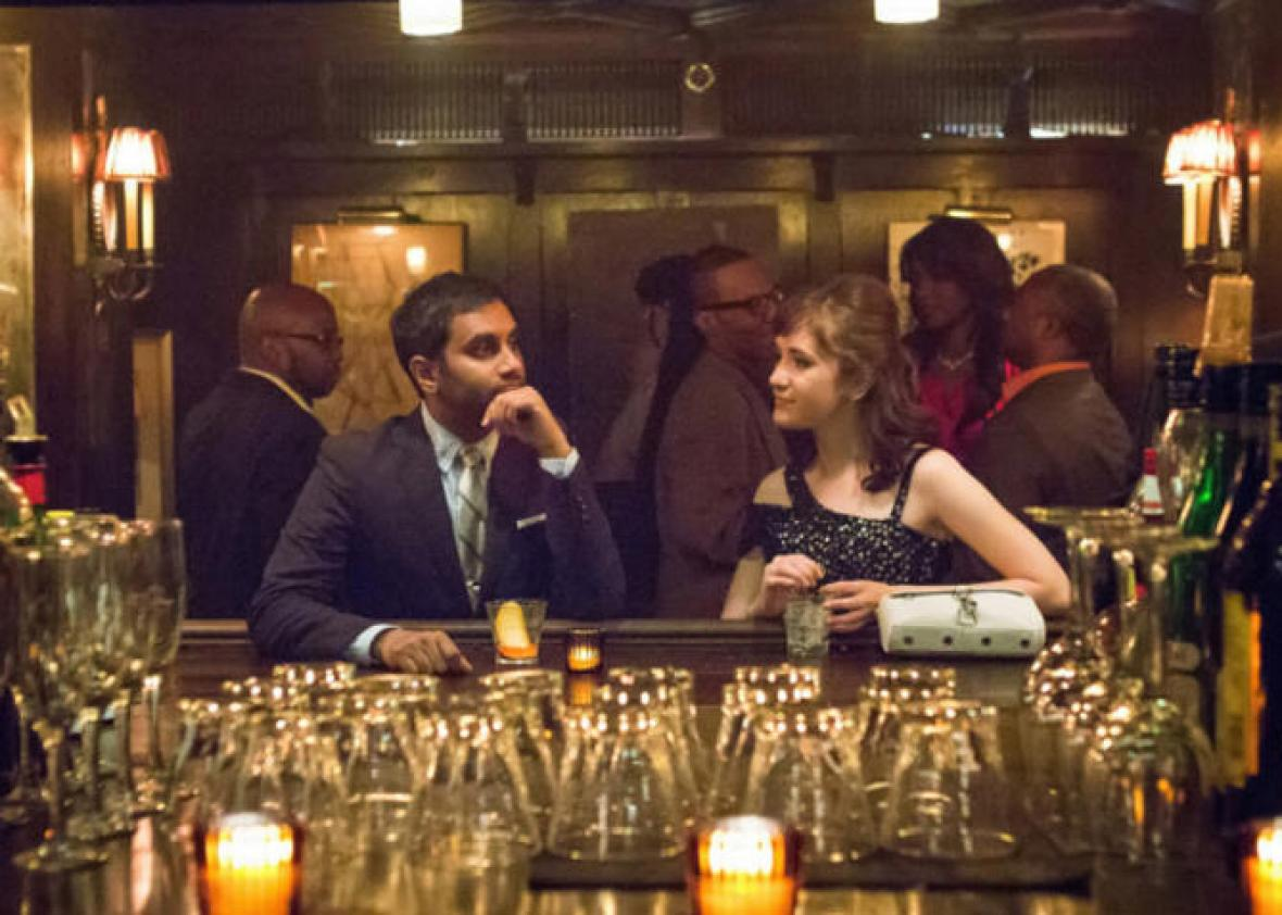 Aziz Ansari in Master of None.