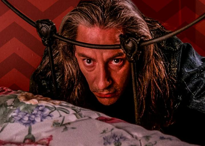 Twin Peaks Bob Is The Scariest Tv Villain Of All Time