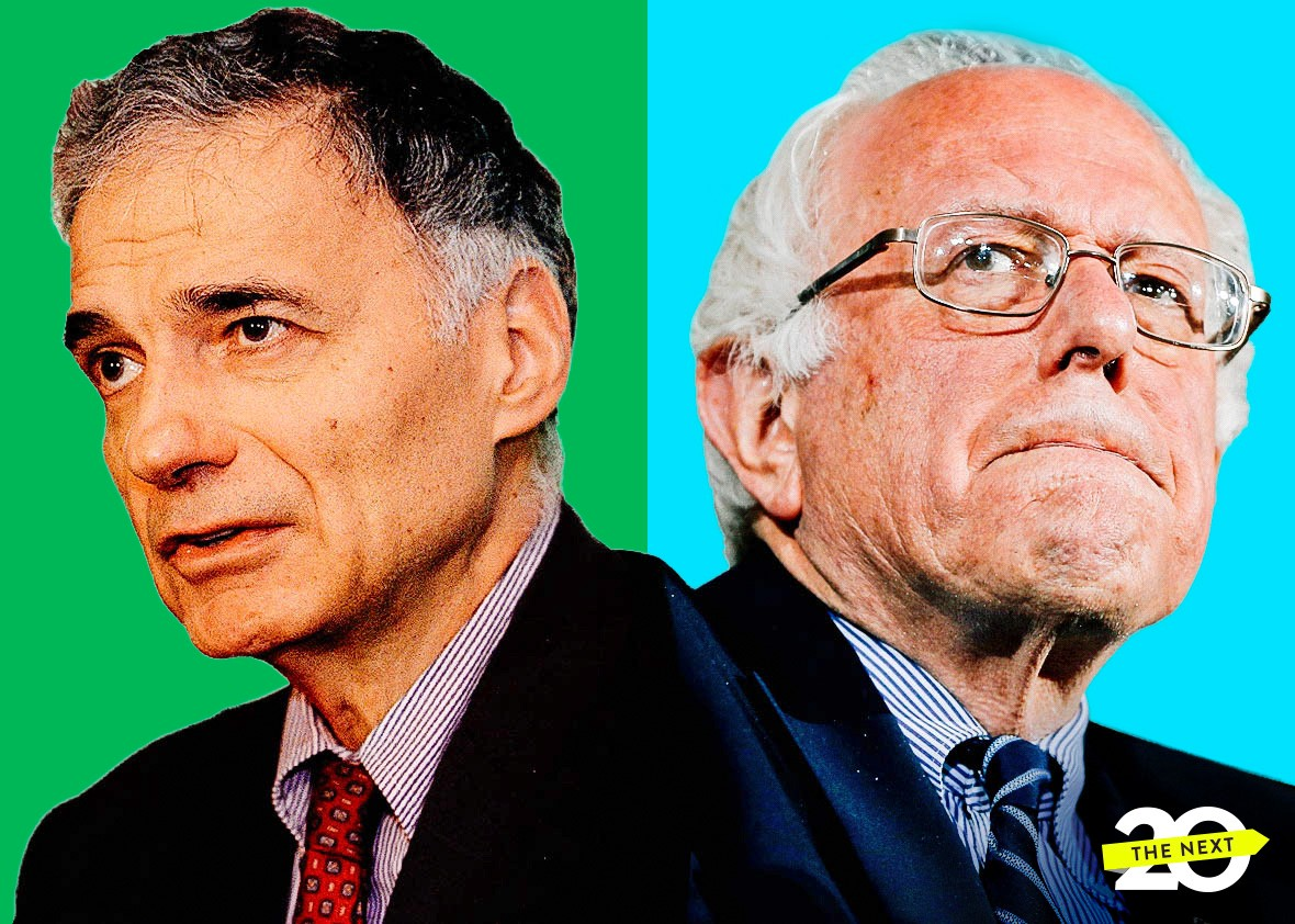 Ralph Nader and the tragedy of voter-as-consumer politics.