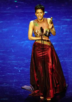 Halle Berry acceptance speech.