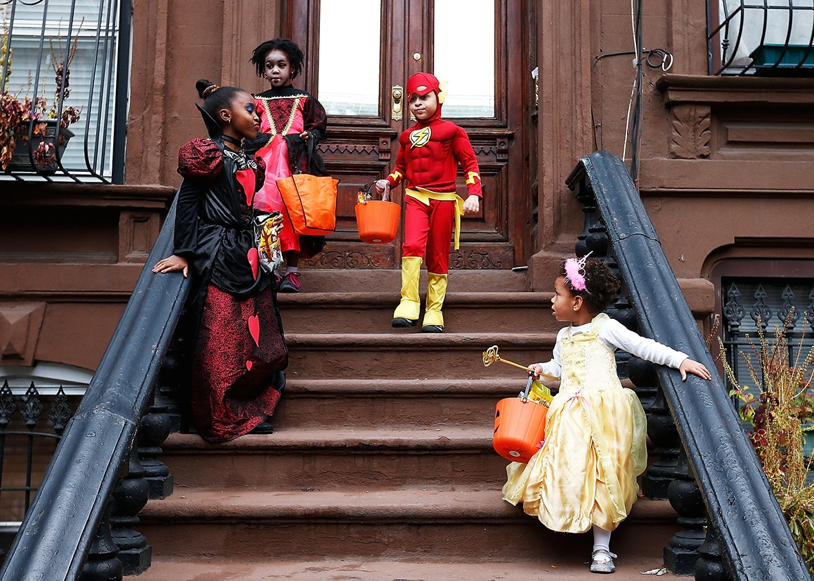 The trick-or-treat test is amazing. Zillow ruined it.