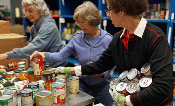 Food Drives Charities Need Your Money Not Your Random