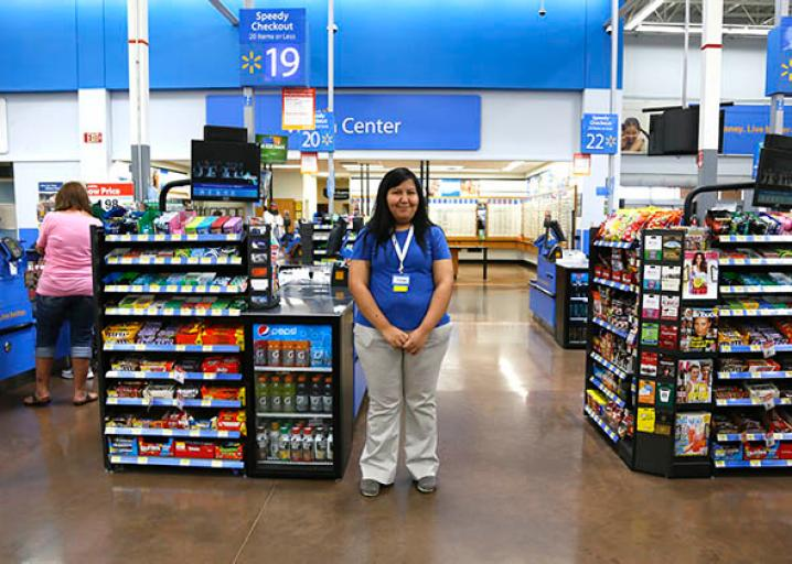 Walmart employees on food stamps their wages arent enough to get by ccuart Images