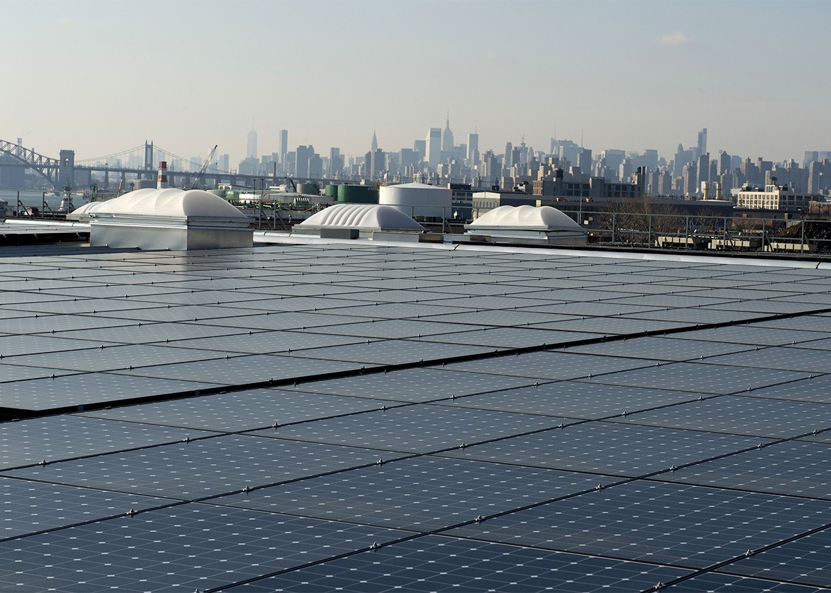 Prologis Which Runs Warehouses Is A Huge Leader Is Solar