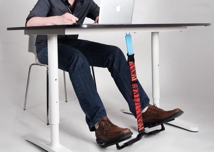 Hovr The Under Desk Swing For Your Feet Aims To Make