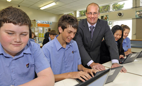Steve Martin is head of junior science at Howick College.
