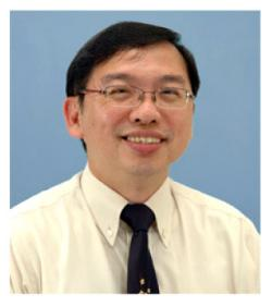 Dr. Charles Chew is a principal master teacher (physics) with the Academy of Singapore Teachers