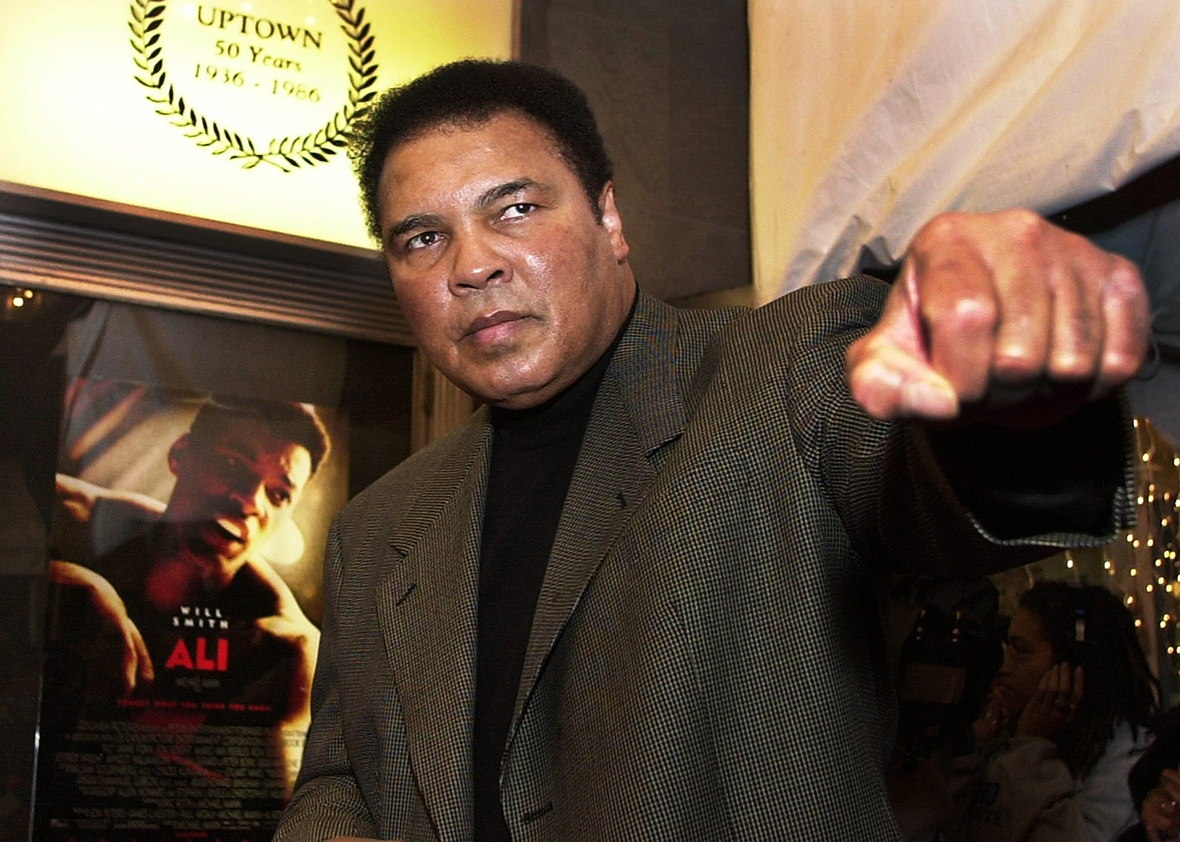 What caused Muhammad Ali's Parkinson's Disease? It's