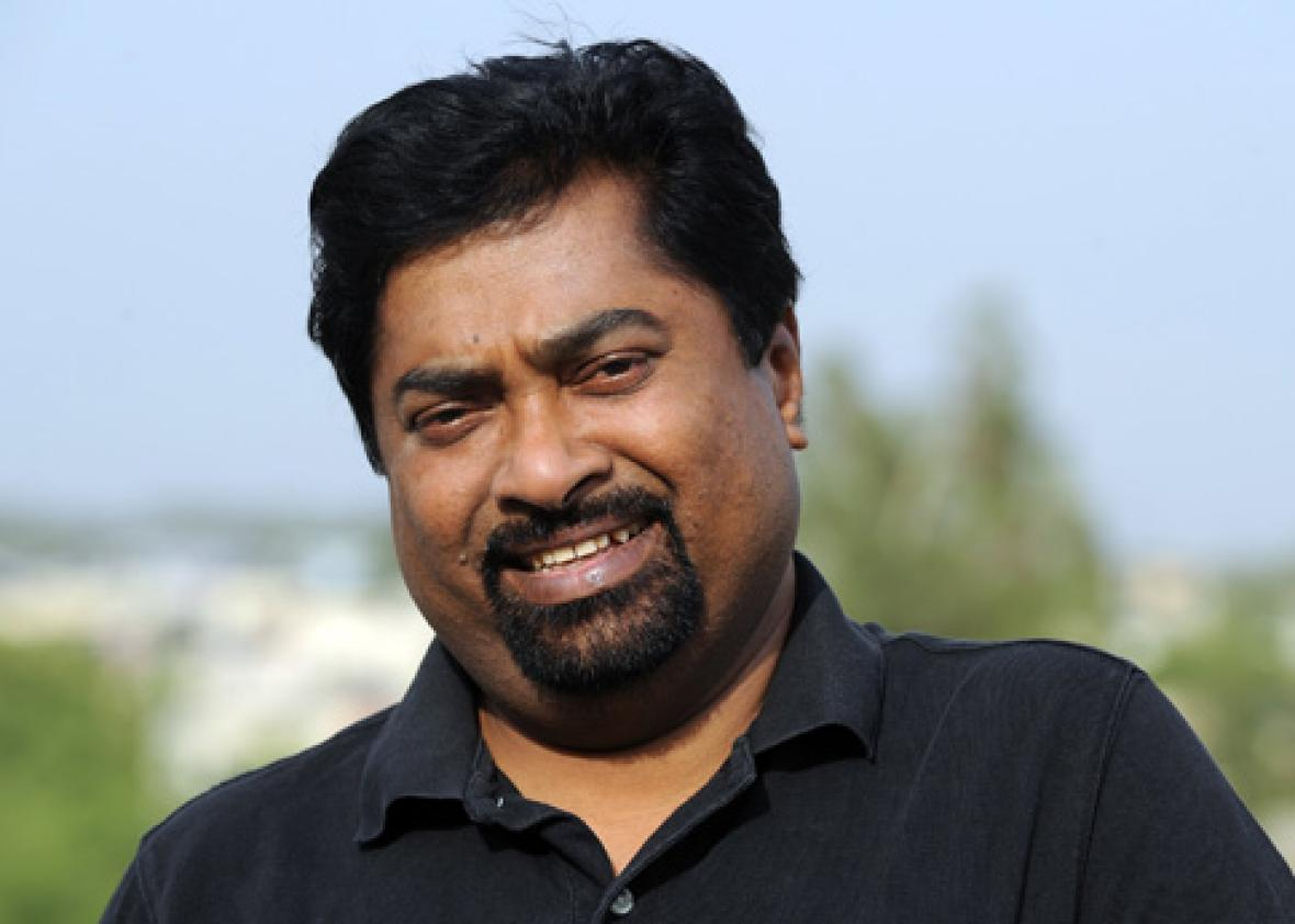 Indian rationalist Sanal Edamaruku