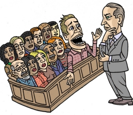 the science of getting out of jury duty