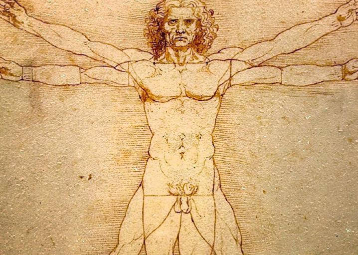art body human leonardo now science