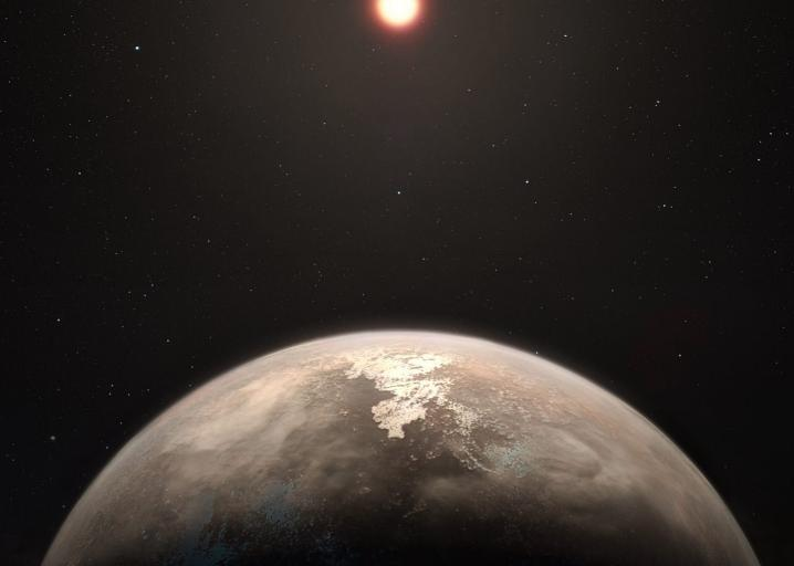 Ross 128 B >> Another new planet could host life.