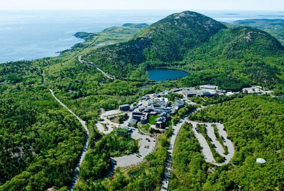 The Jackson Laboratory is based in Bar Harbor, Maine.