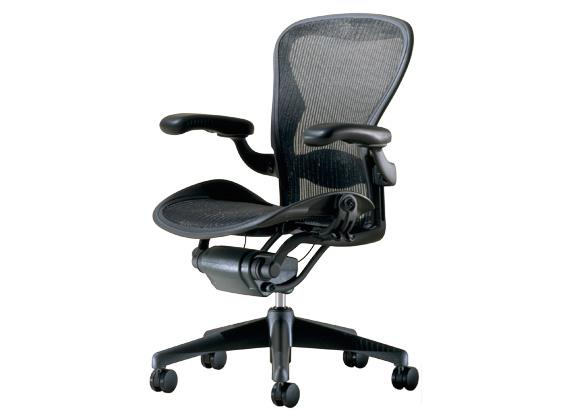 Ergonomic office chairs: A visual history. (PHOTOS)