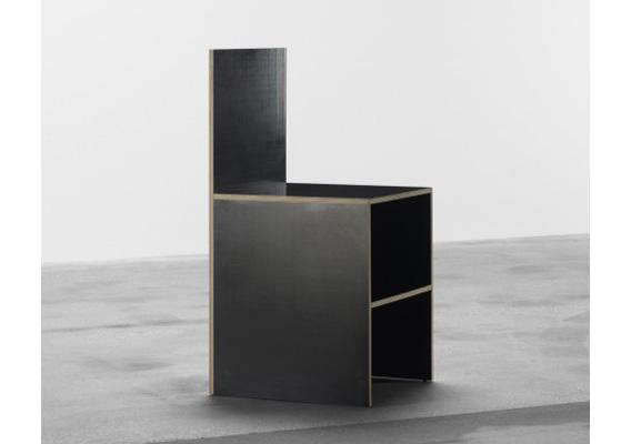 Donald Judd Box Chair