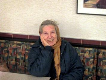 Vojtko in the cafeteria of UPMC Mercy in November 2012.