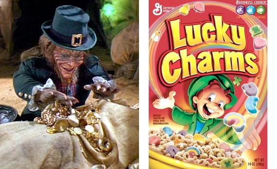 Leprechauns.