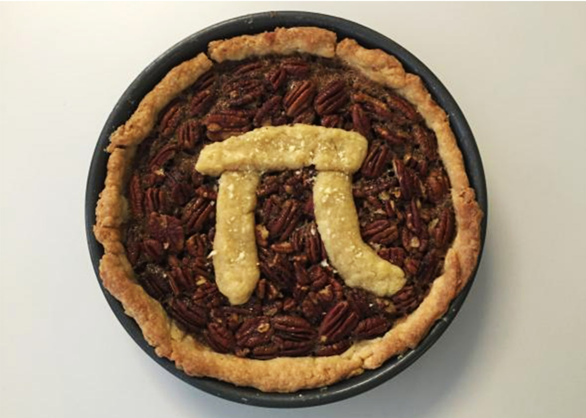 Pi is Glorious. Pie, However, is Disgusting.