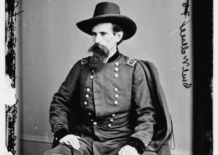 Ben-Hur and Lew Wallace: How the scapegoat of Shiloh became