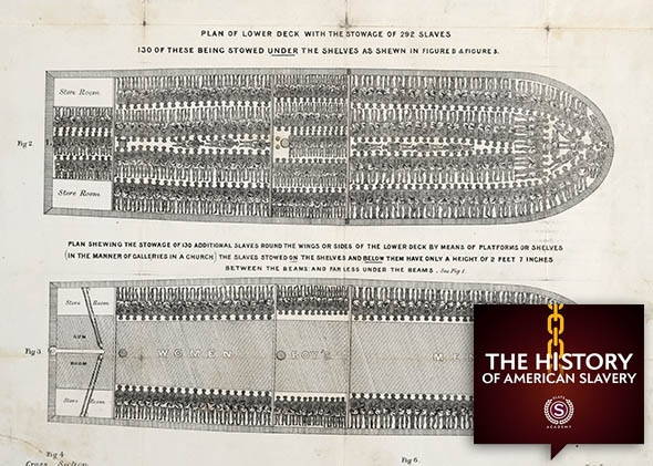 "Stowage of the British slave ship ""Brookes"" under the regulated ,Stowage of the British slave ship ""Brookes"" under the regulated slave trade act of 1788."