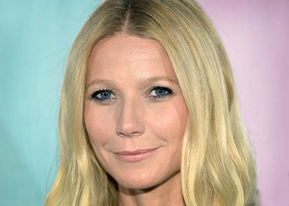 Actress Gwyneth Paltrow on February 10, 2014 in New York City.