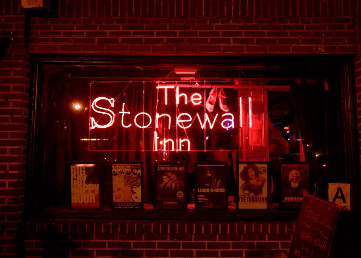 The Gay Bar: Why the gay rights movement was born in one