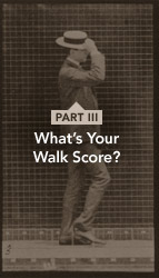 Your Walking Score
