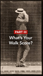 What's Your Walking Score