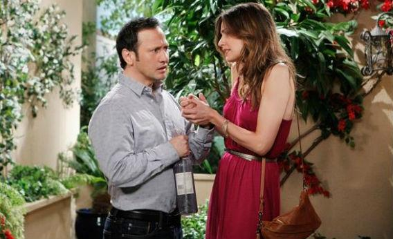 Rob Schneider and Claudia Bassols in Rob