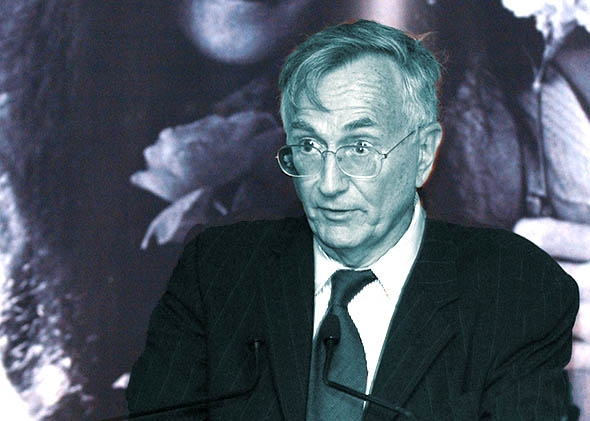 Pulitzer Prize–winning journalist Seymour Hersh.