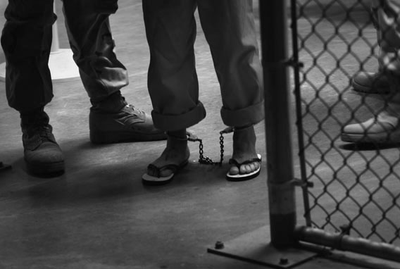 Mohamedou Ould Slahi's Guantanamo Memoirs: Part 1, the endless interrogations of a Gitmo detainee, in his own words.