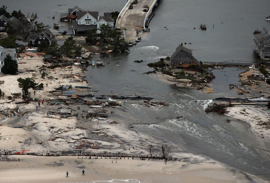 Hurricane Sandy's aftermath is worse than you think ...
