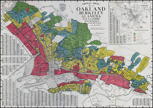 Gentrification in Oakland A new arrival digs deep into