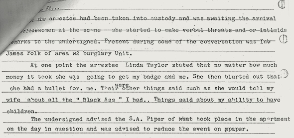 linda taylor welfare queen ronald reagan made her a notorious  excerpt from sherwin police report the text of sherwin rsquo s report is excerpted in