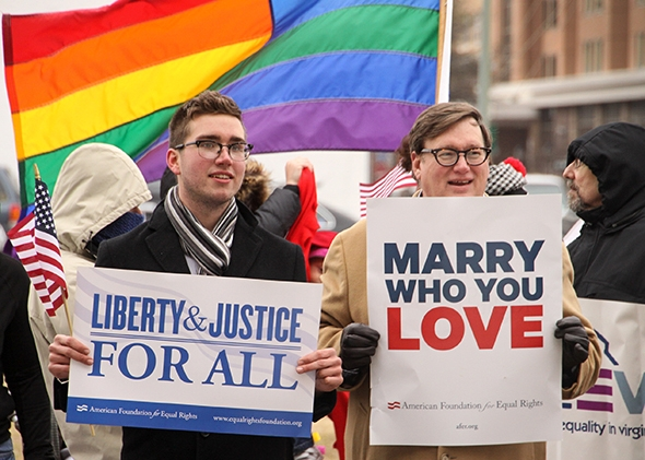 pennsylvania gay marriage gets its th straight win who  gay marriage might just become the law of the land out ever heading back to justice kennedy