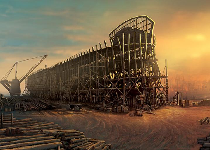 Ken Ham Ark Encounter Theme Park Religious Discrimination