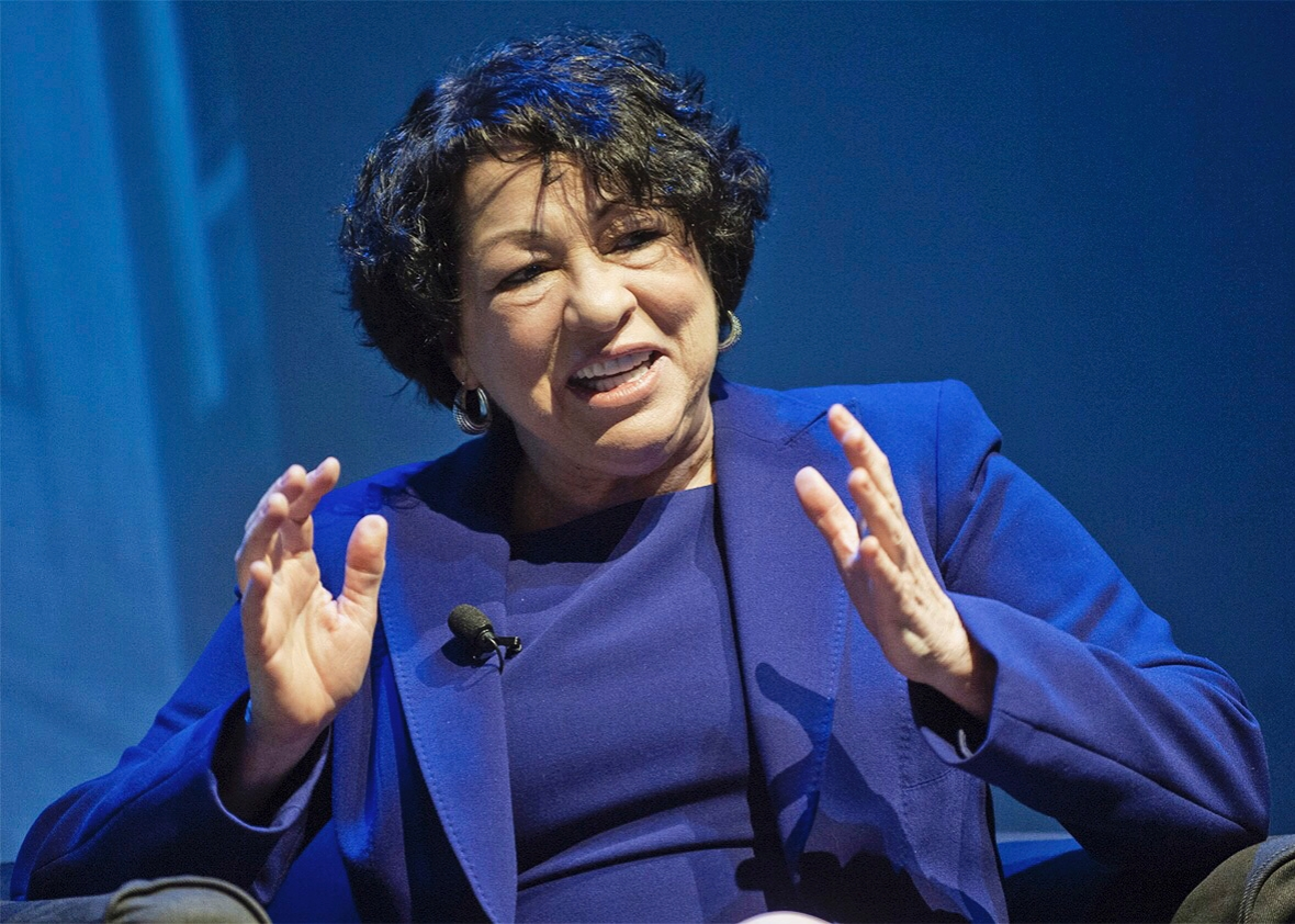 Sonia Sotomayor Dissents In Mullenix Police Shooting Case