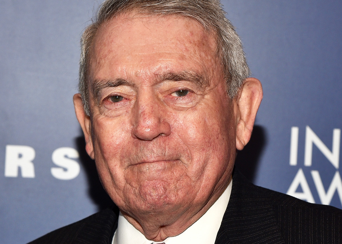 Dan Rather on how to be a journalist in 2017 and how the ...