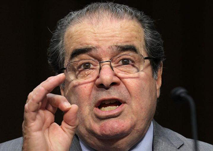 Justice Scalia insult generator: How the Supreme Court justice would mock you.