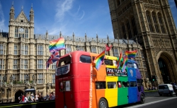 Gay Marriage legalized in the UK.
